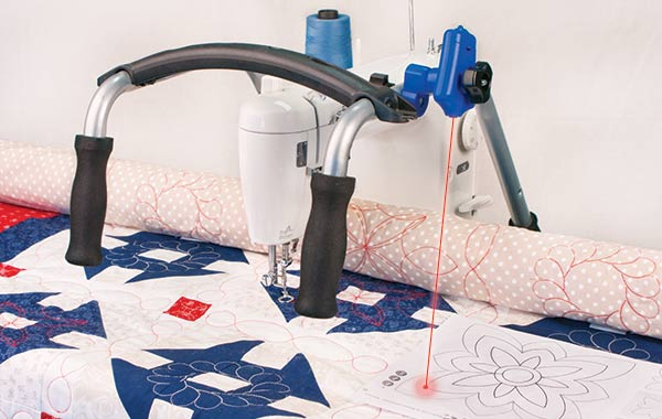 Grace Quilting Laser Stylus