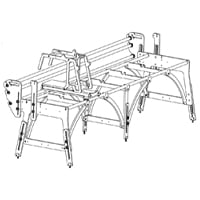 Quilters D-Lite Frame