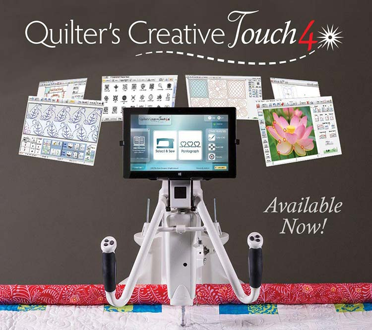 Quilter's Creative Touch 4