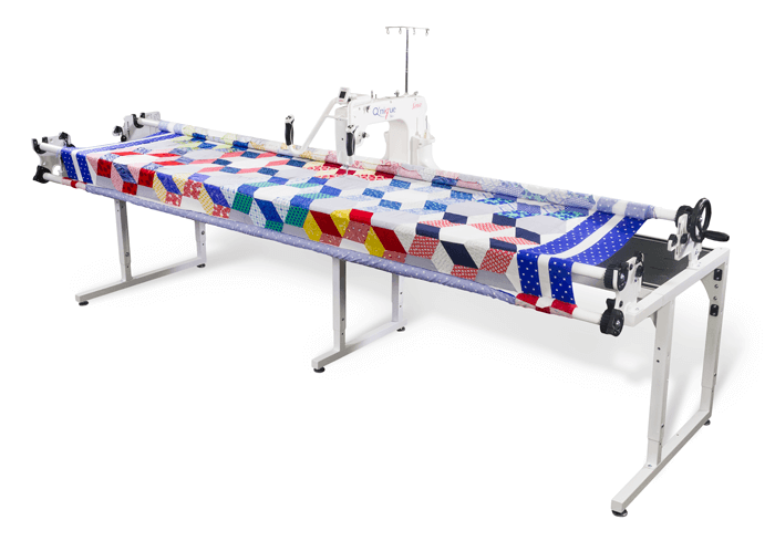 Q'nique Quilting machine and Continuum Frame Package