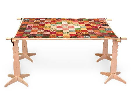 Hand Quilting Frame Comparison Table