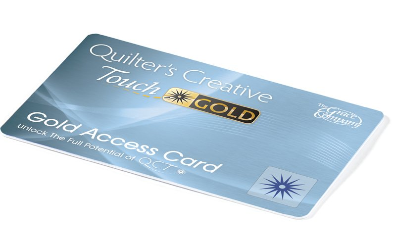 QCT4 Gold Card