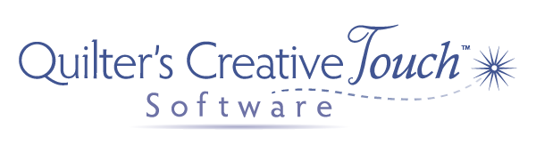 Quilter's Creative Touch Logo