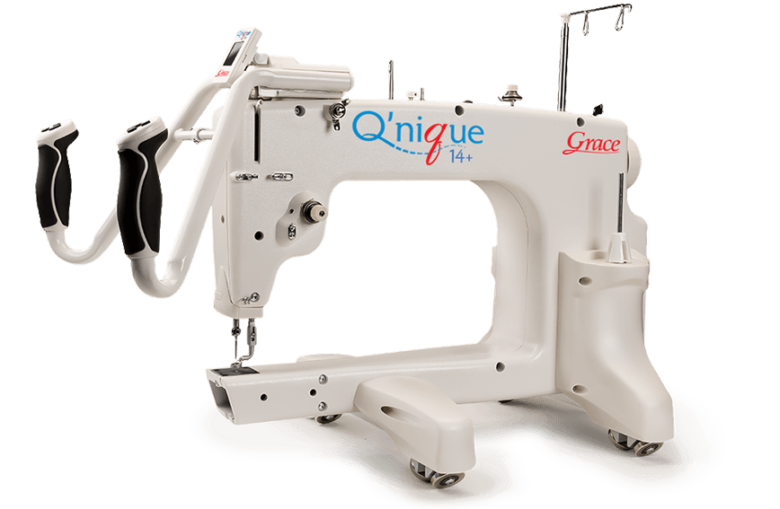 Q Nique 15 Midarm Quilting Machine The Grace Company