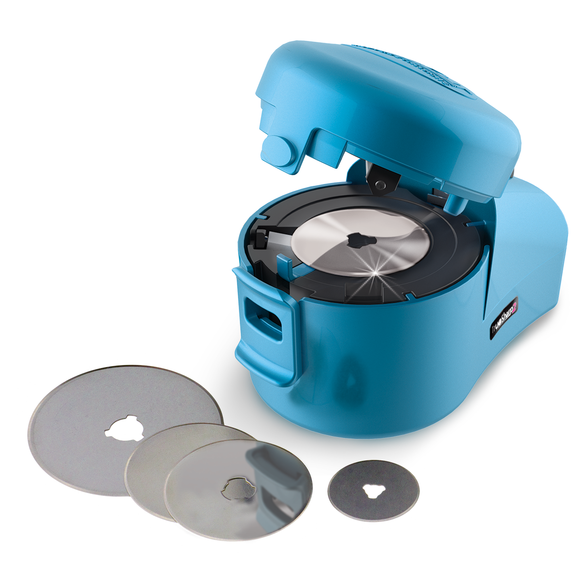 Electric Power Rotary Blade Sharpener