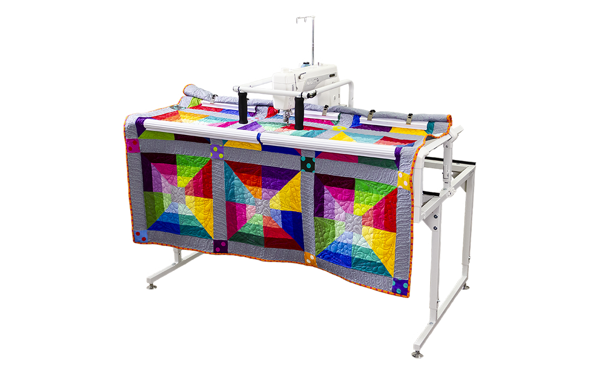 Machine Quilting Frames The Grace Company