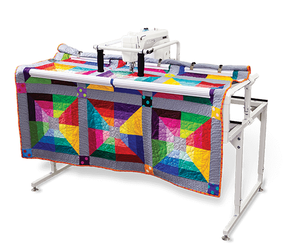 Q-Zone Hoop-Frame quilting frame