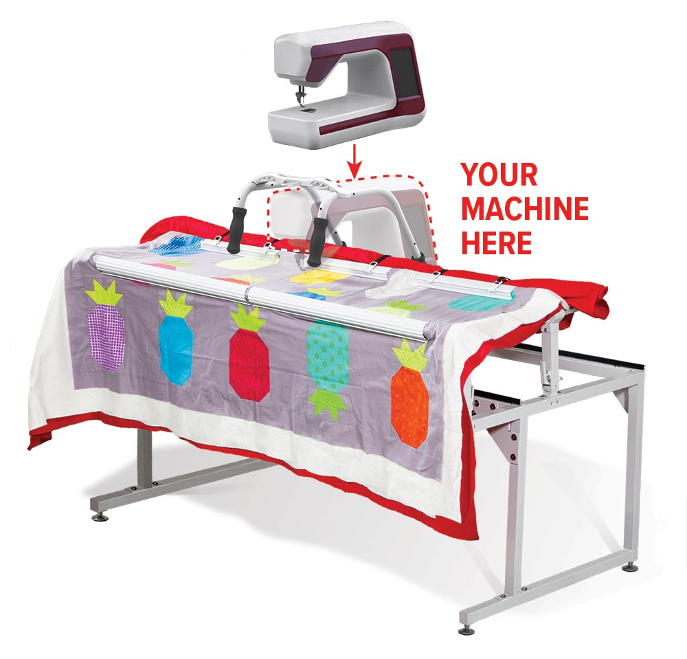 your machine here!