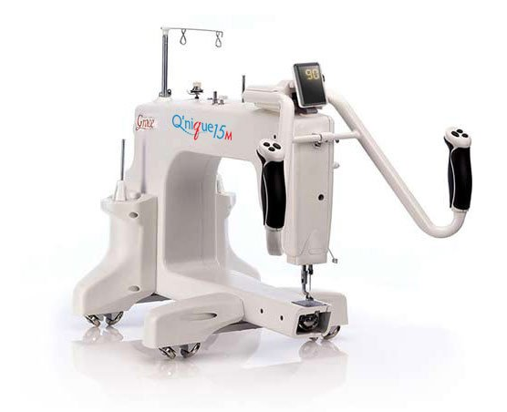 Qnique 15M manual quilting machine