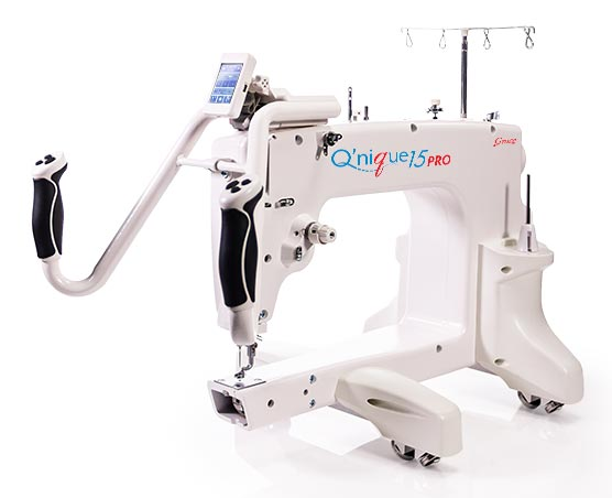 Qnique 15 M quilting machine