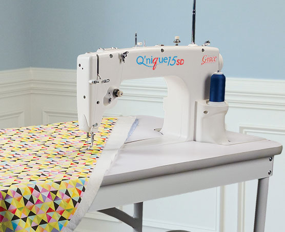 Quilting Machines | Add–ons and Accessories | The Grace Company : sewing machine accessories for quilting - Adamdwight.com