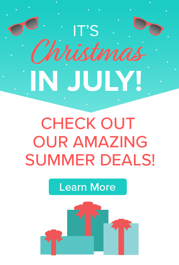 Chirstmas In July Specials
