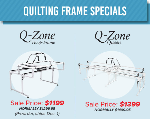 Sale on Q-Zone Frames