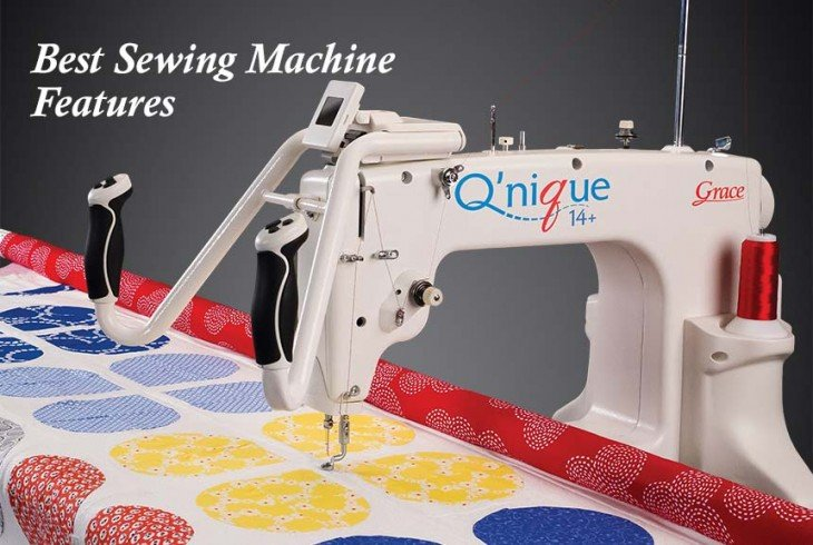 Best Sewing Machine For Quilters image
