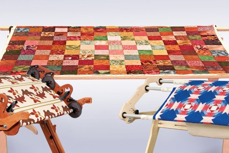 Quilting Frames for Hand Quilting by The Grace Company