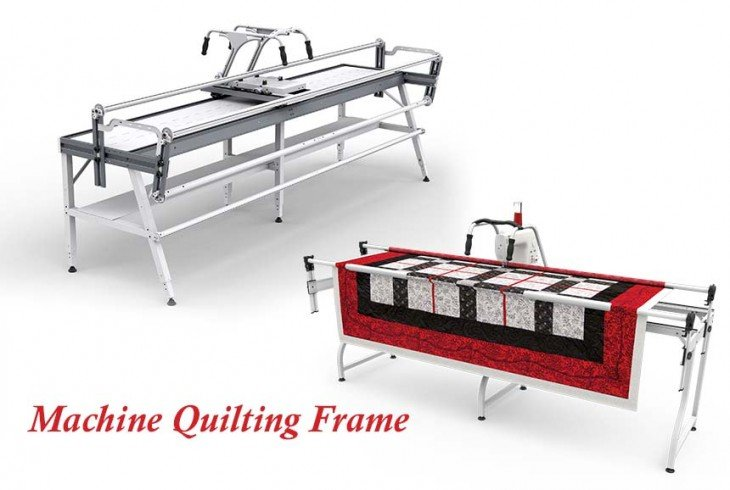 Machine Quilting Frame image