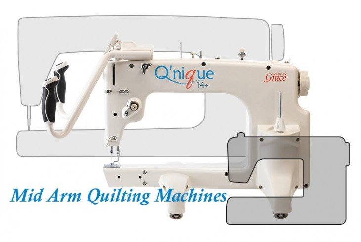 Blog -  Mid Arm Quilting Machines For Home Use