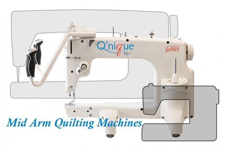 Mid Arm Quilting Machines For Home Use image