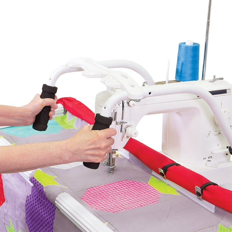 Grace Company Q-Zone Hoop-Frame quilting frame | Manufactured By The ...