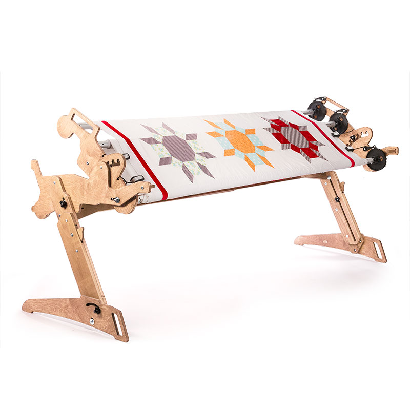The Z44 No-Baste Hand Quilting Frame | Manufactured By The Grace Company